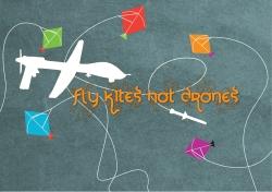 kites not drones